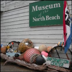 Museum of the North Beach entrance